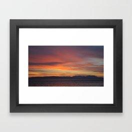 arran ,scotland Framed Art Print