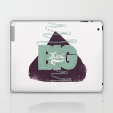 Think Big Laptop & iPad Skin