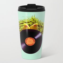 Summer Sound System Metal Travel Mug