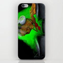DJ Loud iPhone Skin