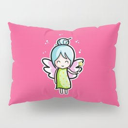 Kawaii Cute Fairy Pillow Sham