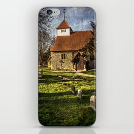 Church of St Mary Sulhamstead Abbots iPhone Skin