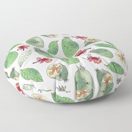 Feijoa Floor Pillow