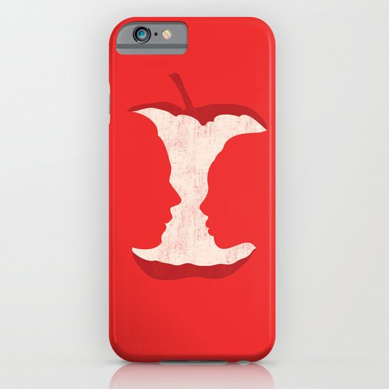 The apple of my eye iPhone & iPod Case