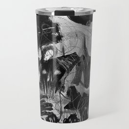 The Evil inside - mural 01 Travel Mug