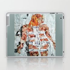 LEELOO THE FIFTH ELEMENT Laptop & iPad Skin