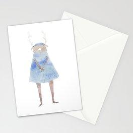 Prancer Stationery Cards