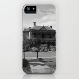 House and/or Home iPhone Case
