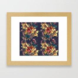 Everlasting Floral Framed Art Print