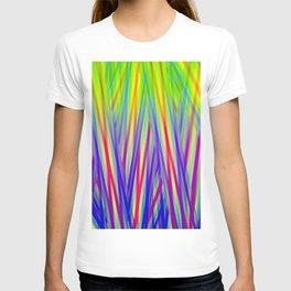 Laser beam T-shirt