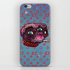 ET Mofo iPhone Skin