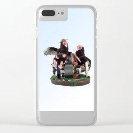 Treasure Hunters Clear iPhone Case