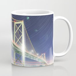 Bridge in the Stars Coffee Mug