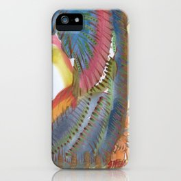 The Caterpillar - by SHUA artist iPhone Case