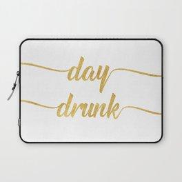 Day Drunk Laptop Sleeve