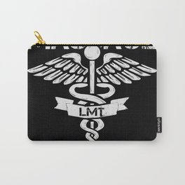 LMT Licensed Massage Therapist Gift Carry-All Pouch