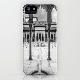 #laAlhambradeldia 208 iPhone Case