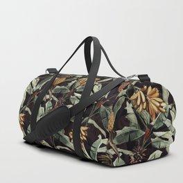 Vintage & Shabby Chic - Midnight Tropical Fruit Garden Duffle Bag
