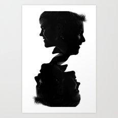 Oh, Inverted World Art Print