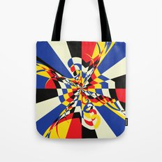 Waking Up Before The Alarm Tote Bag