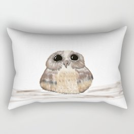 Sweet owl Rectangular Pillow