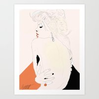 Blow Up  Art Print