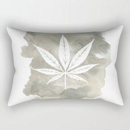 One Love: Smoke Rectangular Pillow