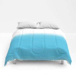 water below water Comforters