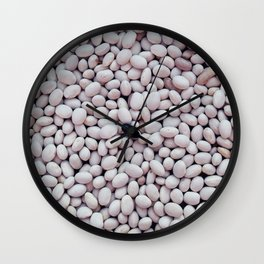 surrounded Wall Clock