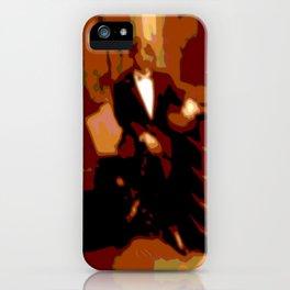 Cotton Club iPhone Case