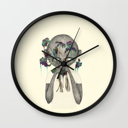 TREES NEVER LIED 06 Wall Clock
