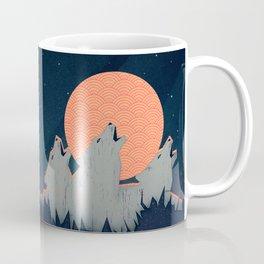 Howling Moon Coffee Mug