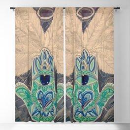 Spiritual Guardian Blackout Curtain