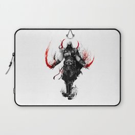 assassin's creed ezio Laptop Sleeve