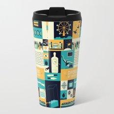 Divergent items Travel Mug