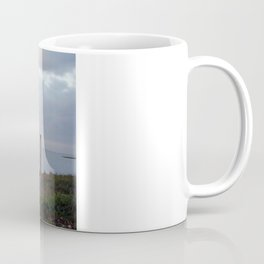 Galveston Bay at dusk Coffee Mug