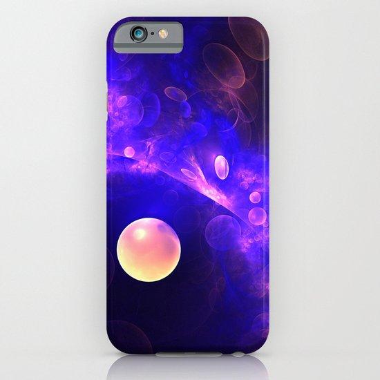 Purple Universe iPhone & iPod Case