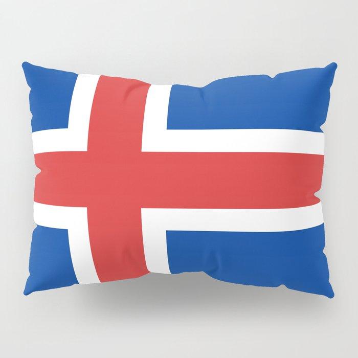 Flag: Iceland Pillow Sham
