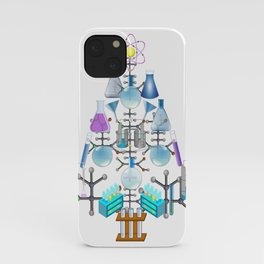 Oh Chemistry, Oh Chemist Tree iPhone Case