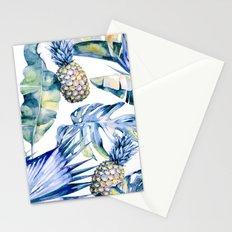 Bahamas - blue Stationery Cards