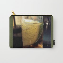 frosty beer n bubbles w lime Carry-All Pouch
