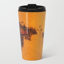 Sunshine Chairlift Travel Mug