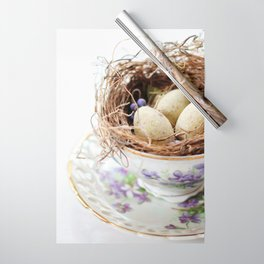 Teacup Wrapping Paper