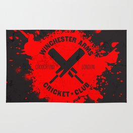 Winchester Arms Cricket Club Rug