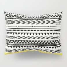 AZTEC AND CHARTREUSE Pillow Sham