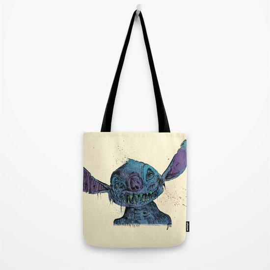 Zombie Stitch Tote Bag