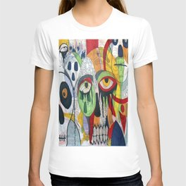 Smile at fear T-shirt