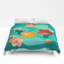 Nasturims II Comforters