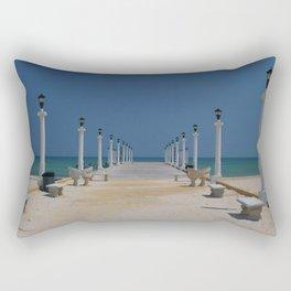 Yucatan dream Rectangular Pillow