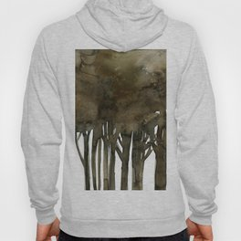Tree Impressions No.1A by Kathy Morton Stanion Hoody